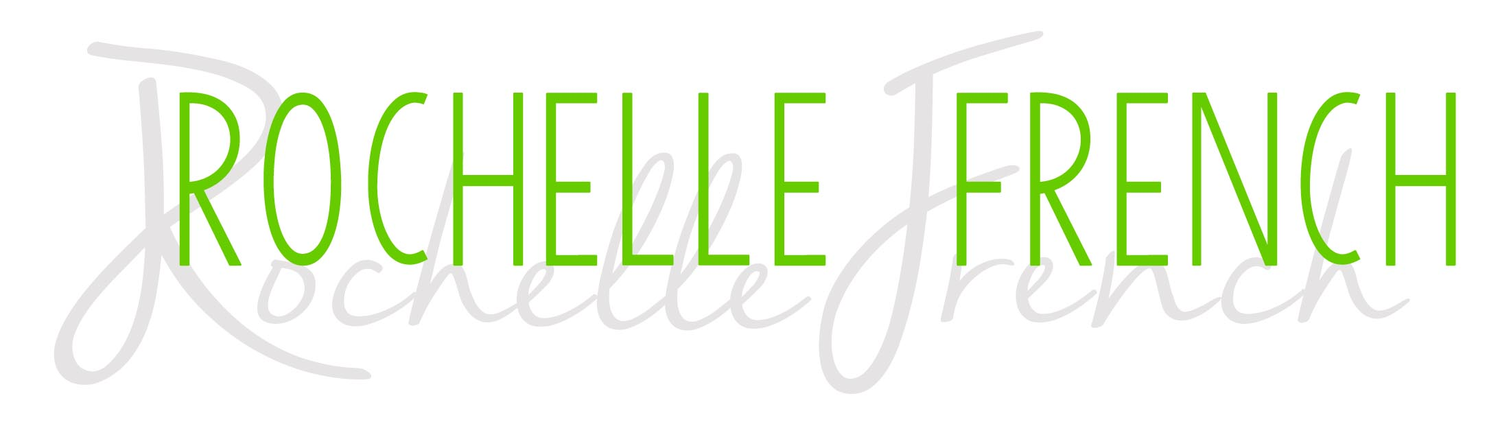 Rochelle French, Romance Author